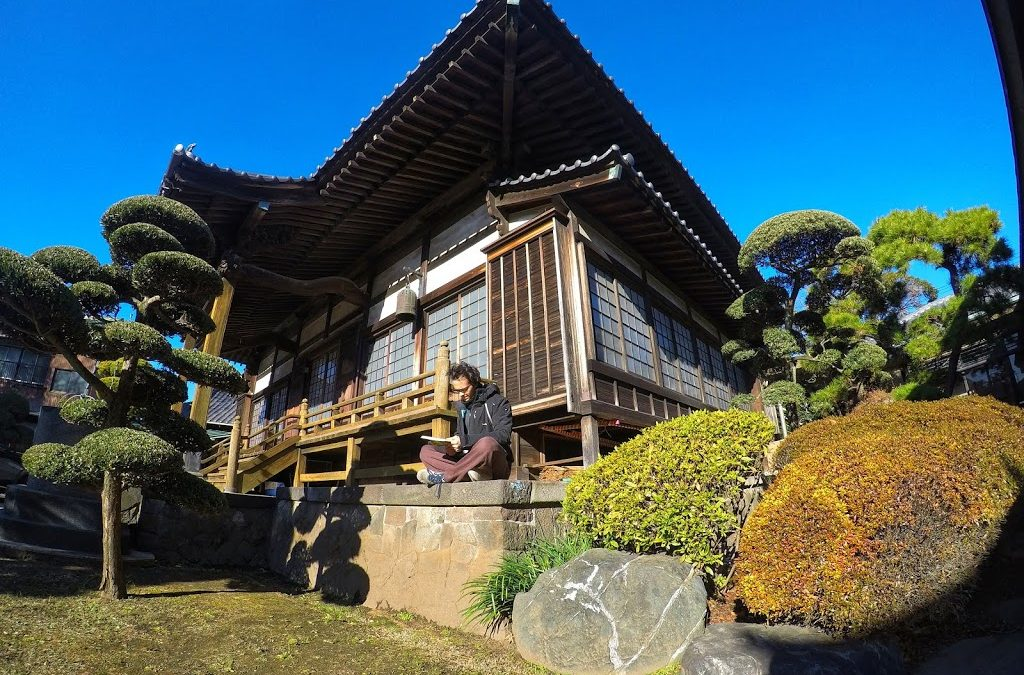 Japan – a first visit
